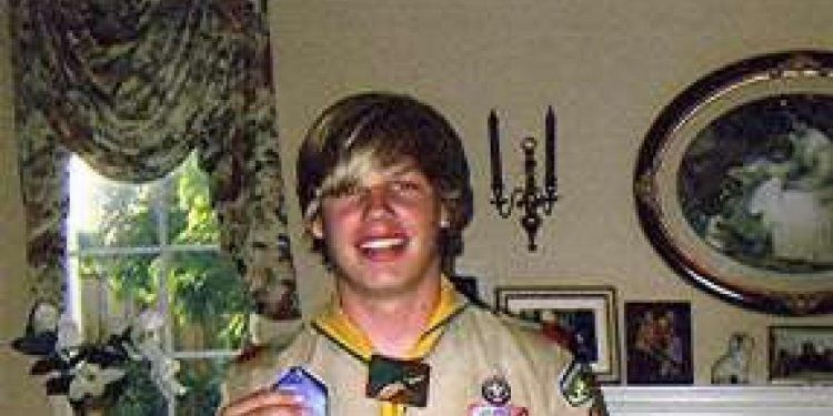 Boy Scout denied rank because