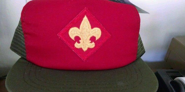 BOY SCOUT Mesh Cap Hat