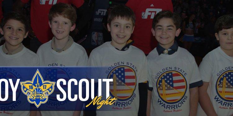 Boy Scouts Night | Golden