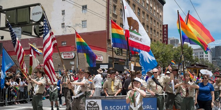 Boy Scouts of America Expected