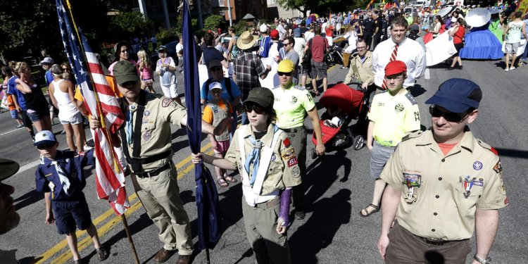 Boy Scouts of America to open