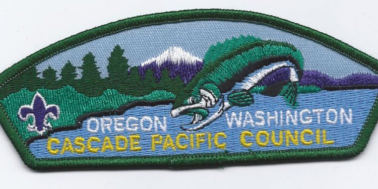 $3.50 Cascade Pacific Council