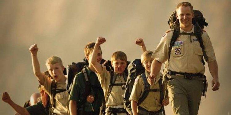 Criminal Boy Scouts | Cub