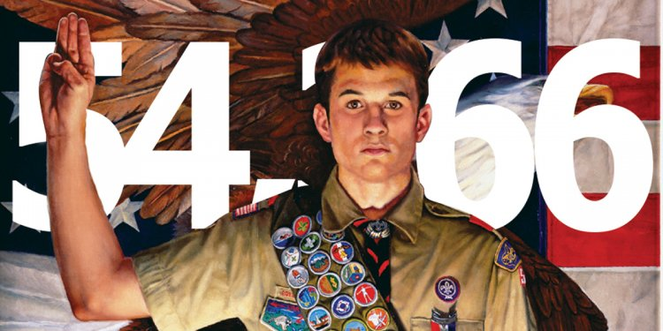 Eagle Scout Class of 2015