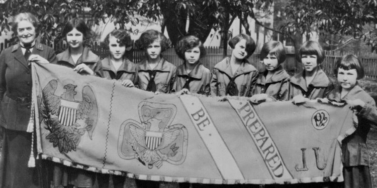 Girl Scout Day: Meet Founder