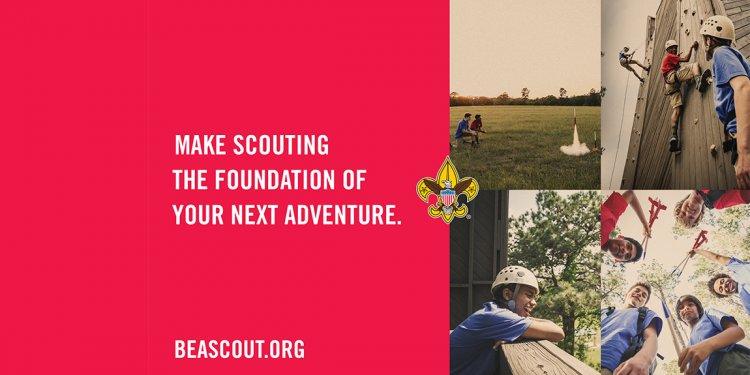 Boy Scouts - Ages 11-17