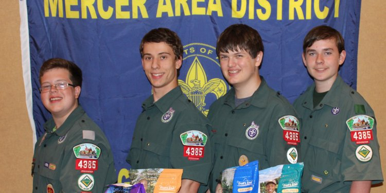 How four Scouts sold $250,