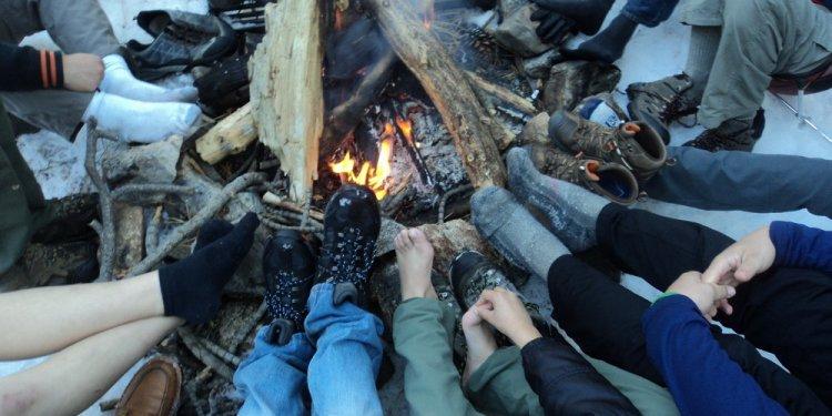 Camp ca, tent camp