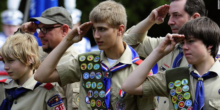 Boy Scouts of America is an
