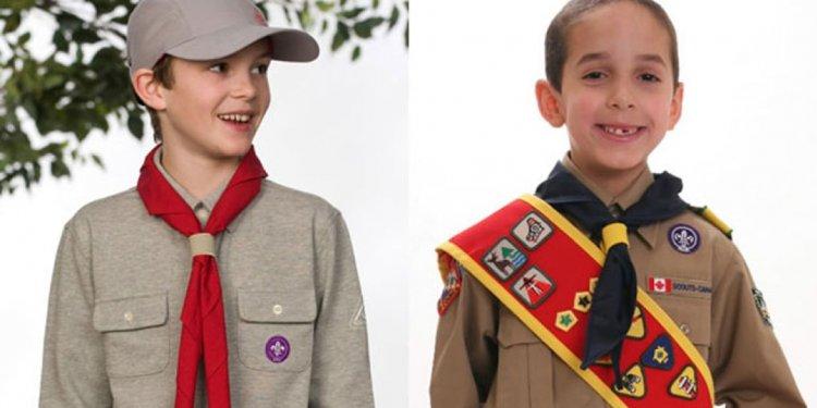 Scouts Canada modernizes