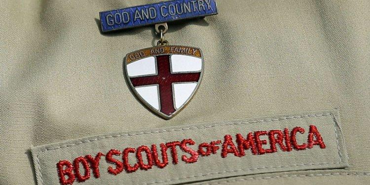 Scouts honour: U.S. gay ban
