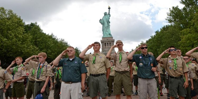 Leaders The Boy Scouts