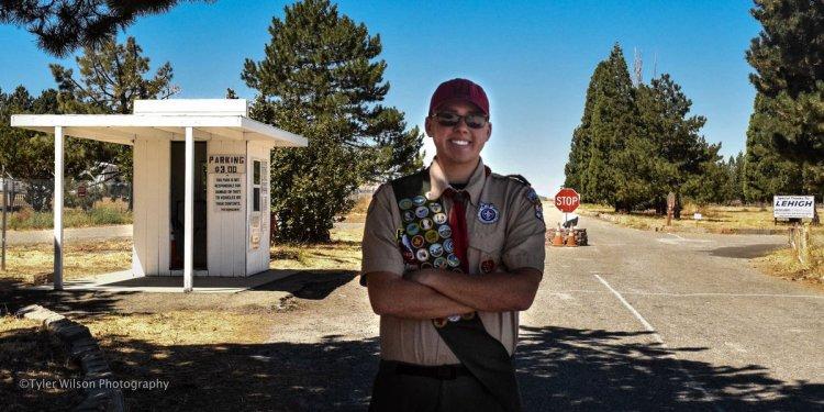 Highest Boy Scouts rank
