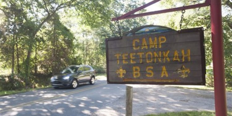 Boy Scouts California Camps Michigan
