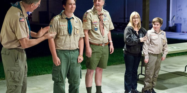 Boy Scouts of California merit badges