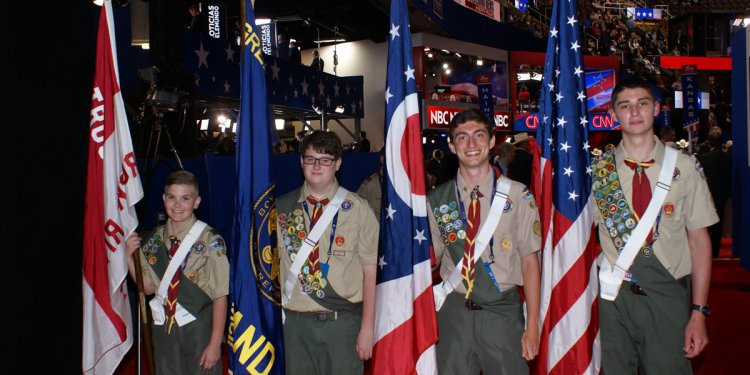 Boy Scouts California Troop Elections