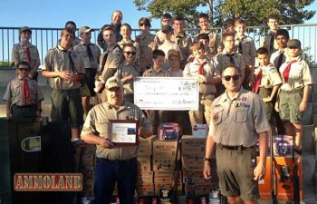 California Boy Scout Troop Receives NRA Foundation Grant