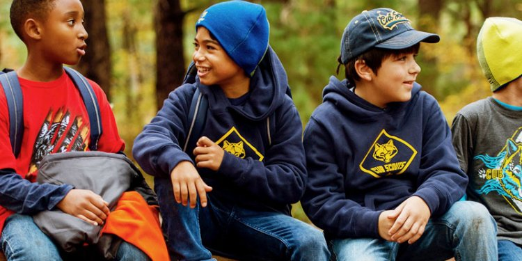 Boy Scouts of California online Training