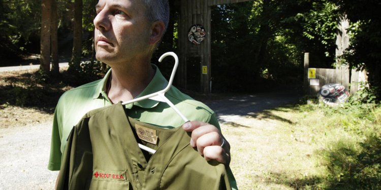 Used Boy Scout California uniforms