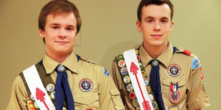 Boy Scouts of California Eagle Scout requirements