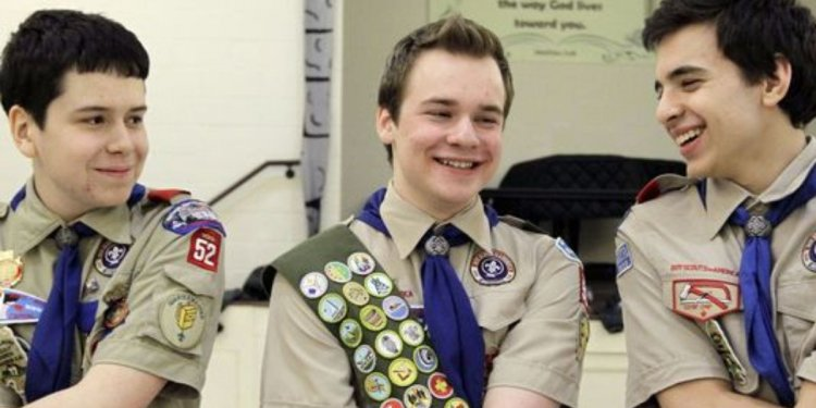 Boy Scouts California Great Lakes Council