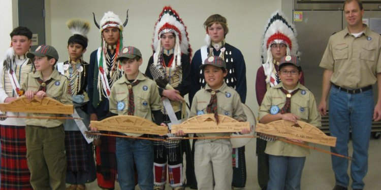 Boy Scout California uniform Arrow of Light
