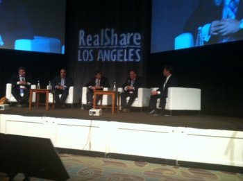 Panel at Real Share Los Angeles