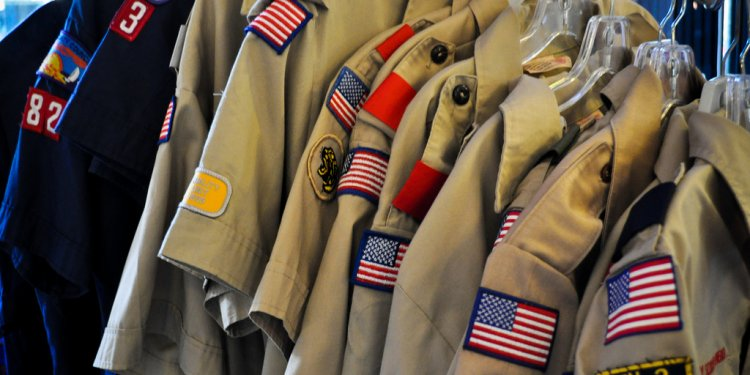 Boy Scout California uniforms Shop
