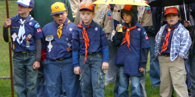 Boy Scouts California Cub Scouts California