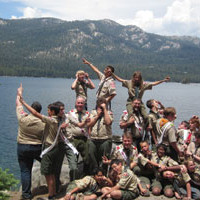 scouts-at-lake