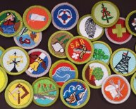 Boy Scout California camping merit Badge requirements