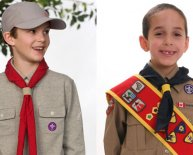 Boys Scouts California uniform