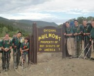 Highest rank in Boy Scouts California