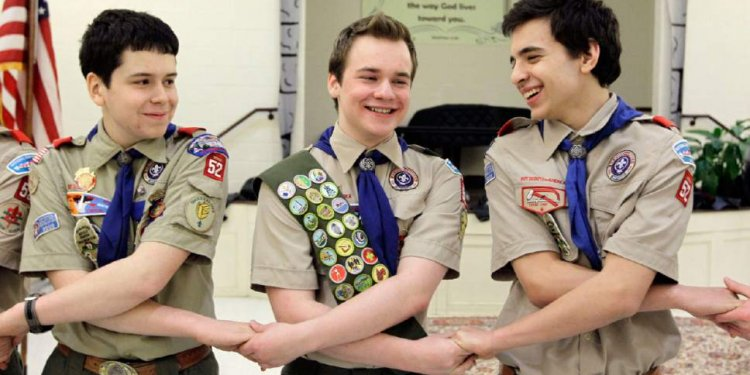 Boy Scouts of California Troop Locator